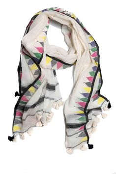 Aish Cotton Scarf - new in the online store!