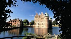 Denmark Castles | Danish castles and manor houses