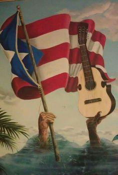 ¡Borinquen, nombre grato a mi pensamiento! Puerto Rico Island, Puerto Rico Food, Puerto Rico Pictures, Latino Art, Puerto Rican Culture, Enchanted Island, Puerto Rican Recipes, Puerto Ricans, Beautiful Islands