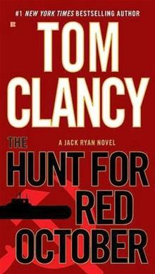 The Hunt for Red October by Tom Clancy. Buy this eBook on Kobo: http://www.kobobooks.com/ebook/The-Hunt-for-Red-October/book-7NaDIMVyP0eY3-MGGeZdLQ/page1.html #kobo #ebooks