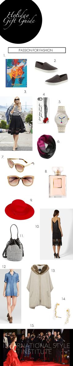 15 Gifts for the Fashion Girl #giftguide #gift #fashion