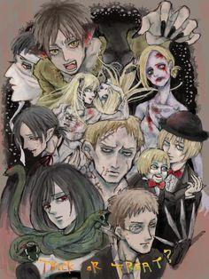 Happy Halloween victims...