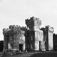 Wray Castle in Ambleside, Cumbria