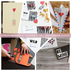 Roundup: Our 10 Favorite Free Valentine's Day Printables » Curbly | DIY Design Community