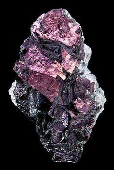 mineralia:    Covellite from Colorado