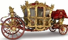 Lord Mayors Coach. We would take a school trip every year to the Museum of London. I can remember loving seeing this.