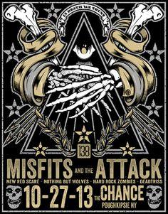 Misfits - Engine House 13 - 2013  -----