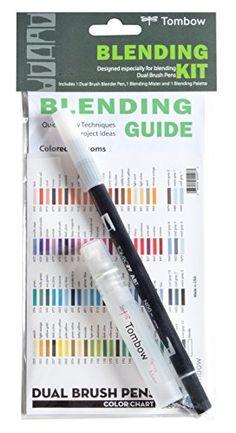 Tombow Blending Kit, Palette, Mister, & Colorless Blender, 1-Pack Tombow http://www.amazon.com/dp/B00FOY2UAA/ref=cm_sw_r_pi_dp_eTqlwb106EBKG