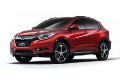 Honda HR-V: le prime foto ufficiali