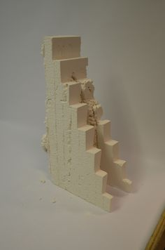 A Solid Crumble | Beth Carliner | Archinect