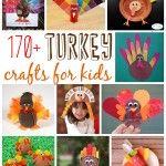 Turkey+Crafts+for+Kids