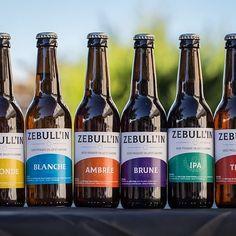 Ons dorp heeft zijn eigen bier: Zebull'in Beer Bottle, Restaurant, Instagram, Brewery, Diner Restaurant, Beer Bottles, Restaurants, Dining