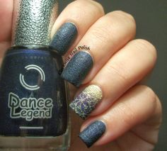 The Clockwise Nail Polish: Dance Legend #15 Moondust