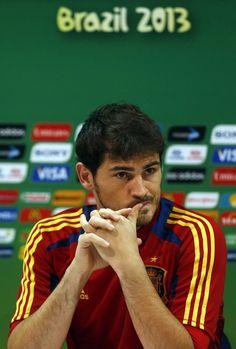 Iker Casillas, FIFA Confederations Cup 2013, Brasil