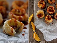 Food Portugiesische Blätterteig-Törtchen nach Jamie Oliver ÜberSee-Mädchen Kombi 2