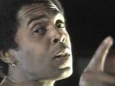 "▶ Gilberto Gil - ""Andar com Fé"" (Fantástico, 1982) - YouTube"