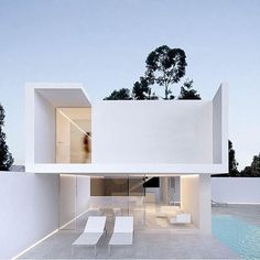 Modern Architecture Discover How to Adopt A Modern Minimalist House Design With 5 Simple Transformations Fantastic Minimalist Modern House Design 94 Minimalist House Design, Modern House Design, Modern Minimalist, Modern Interior Design, Minimalist Interior, Luxury Interior, Villa Design, Modern Architecture Design, Interior Architecture