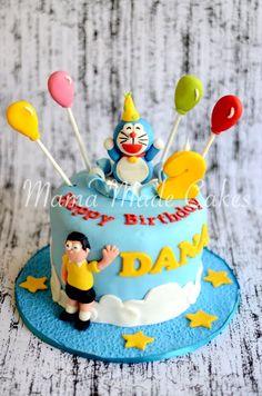 Doraemon Cake | Mama Made Cakes