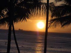 Autre coucher de soleil waikiki