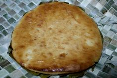 Bibingka de Macapuno