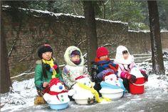 Snow Men On Sale