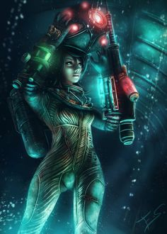 BIOSHOCK: From Columbia to Rapture with Eddy Shinjuku — GeekTyrant-- This is actually really, really good.