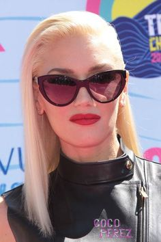 323886a171d Gwen Stefani at the 2012 Teen Choice Awards held at the Gibson Amphitheatre  in Universal City on July 2012