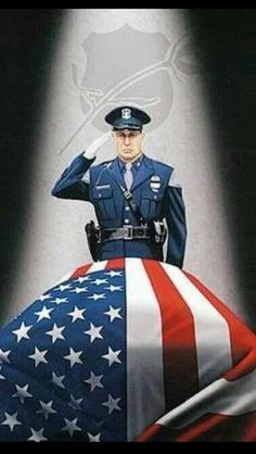 In Memory of Our Brothers and Sisters in Blue