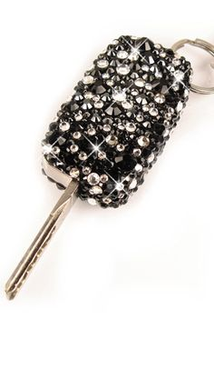 1. Car Key. Design: Diamonds and Pearls in Midnight Theme.