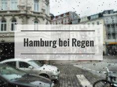 Das erste freie Wochenende. Es regnet. Wo jetzt hin für einen Städtetrip? Wie wäre es mit einem Kurztrip nach Hamburg. #hamburg #regen #städtetrips