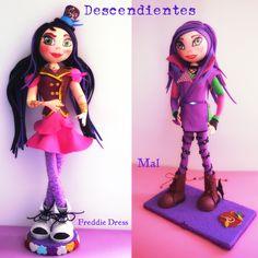 Los Descendientes de Disney
