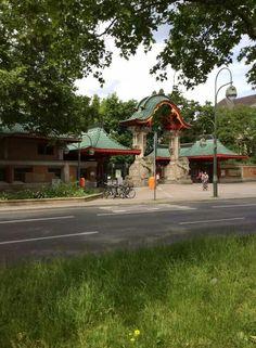 West Berlin Zoo
