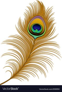 Illustration about Illustration of Peacock Feather in black. Illustration of bird, animal, feather - 34486315 Feather Clip Art, Peacock Feather Tattoo, Feather Drawing, Feather Painting, Fabric Painting, Peacock Feathers Drawing, Peacock Vector, Peacock Images, Feather Vector