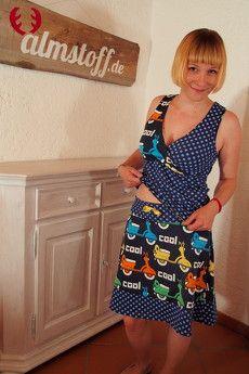 Ratatatäääng - das Vespa-Outfit  http://www.almstoff.de/2014/08/21/ratatat%C3%A4%C3%A4%C3%A4ng-das-vespa-outfit/