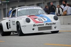 Brumos 1975 Ecurie Escargot RSR - Google Search