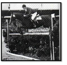 George Morris is considered to be one of the most influential trainers in the history of equestrian sports.