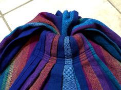 Girasol RR Azul Capitan Diamond Weave Ring Sling