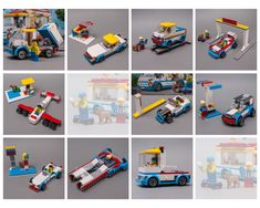 #KeepOnBricking LEGO City set 60253 alternate moc model 10IN1 MOCSPremium MOC builders get access to detailed building instructions for these custom models