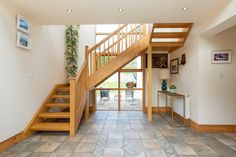 Detached House for Sale: Tragara, Nerano Road, Dalkey, County Dublin Hallway Inspiration, Detached House, Dublin, Stairs, Home Decor, Stairway, Decoration Home, Room Decor, Staircases