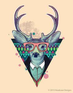 Varietats: Fauna Hipsters by Bernard Salunga