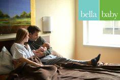 Bella Baby Photography,  Photographer: Amy Burlile,  #newborn #hospital #lifestyle #family