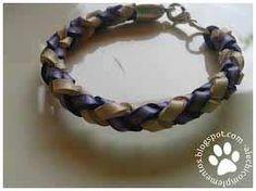 Trenza redonda de 4 cabos Hibiscus, Bracelets, Men, Beautiful, Jewelry, Fashion, Leather Art, Belts, Vixen Sew In