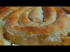 Greek Recipes, Wine Recipes, Greek Dishes, Tart, Food Porn, Food And Drink, Pie, Bread, Cooking
