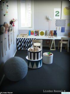 Inspiration till barnrummet! - Ett inredningsalbum på StyleRoom av L-m