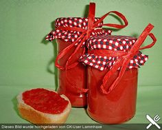 Erdbeer - Marzipan - Marmelade (Rezept mit Bild) von renkleov | Chefkoch.de