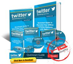 Twitter Business In A Box Monster PLR – TOP Twitter Training Guide and Way to Promote Any Business on Twitter