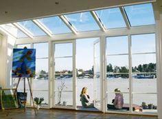 Nå bør starte planleggingen av hagestuen Construction, Sunroom, Villa, Windows, Google, Gardens, Houses, Winter Garden, Building