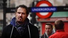 Axel Daeseleire laat zijn iPhone stelen in Londen