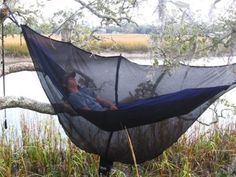 desperately need this come summer | Eagles Nest Outfitters Guardian Bug Net for ENO Hammocks