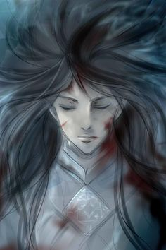 A supposedly dead Selwë after his battle with Zircoyne and his spies